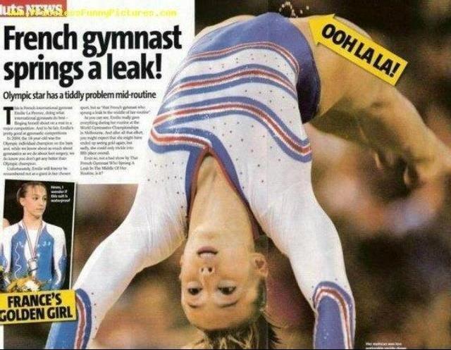 Olympics Fail. Saw on my FB feed.