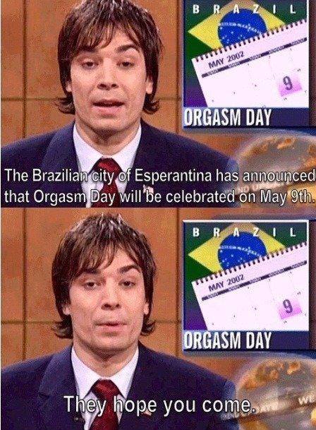 orgasm day. . The Brazilian kiity an 'Esperanto's has aar. . yith that Orgasm