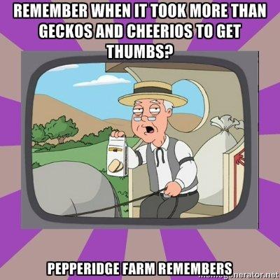 pepperidge farm. OC.