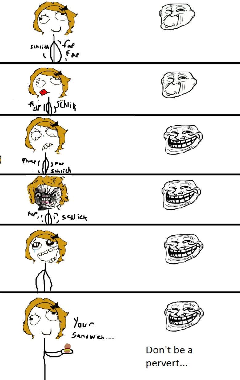 pervert. .