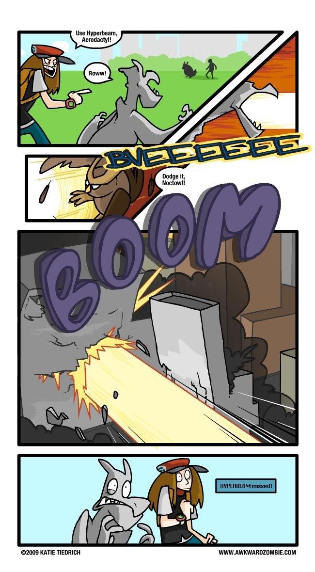 Poke Comic 2. Deds to awkwardzombie.com... ENE KATIE .