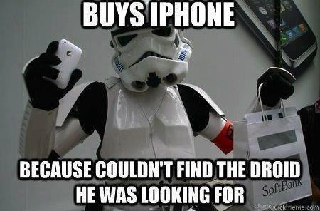 poor stormrooper. . bullit BBO!!! HE WAS. he must be one of those defective clones.