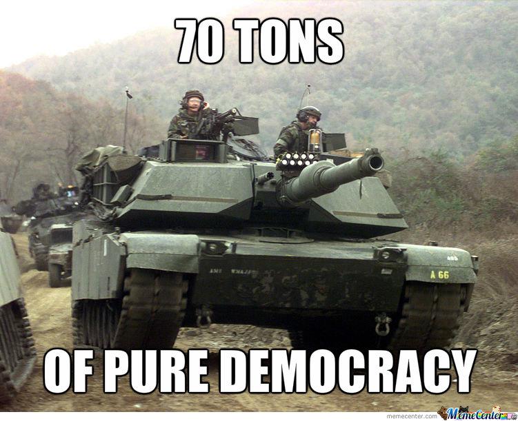 purely democratic. .