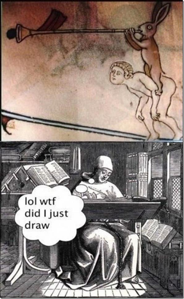 Renaissance Artist. .. lol wtf did i just draw