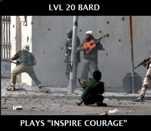 RPG Terrorist. role playing game terrorist.