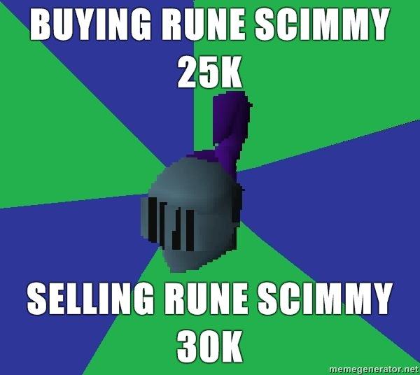 Rune scape Meme?. .. ahhh the good ol' days