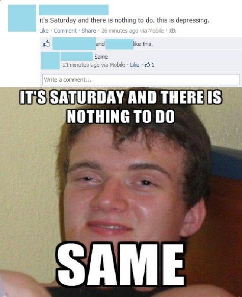 Same. Facebook in yo face.