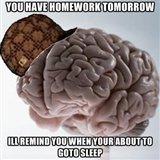 scumbag brain. . EDIE Elli? .