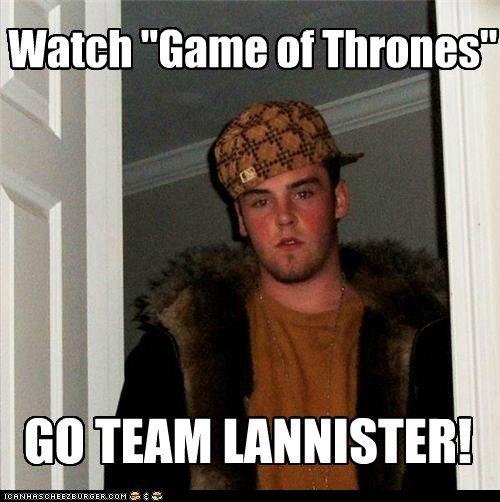 Scumbag Lannister. .