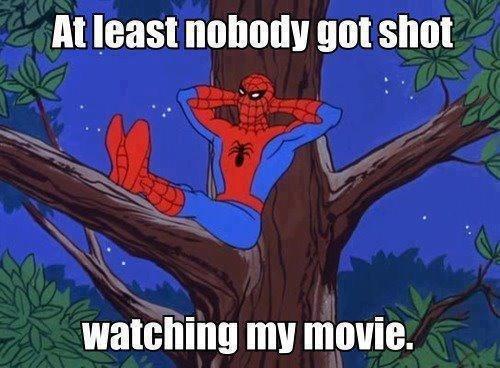 Scumbag Spiderman. .