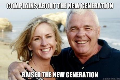 Scumbag parents!. .