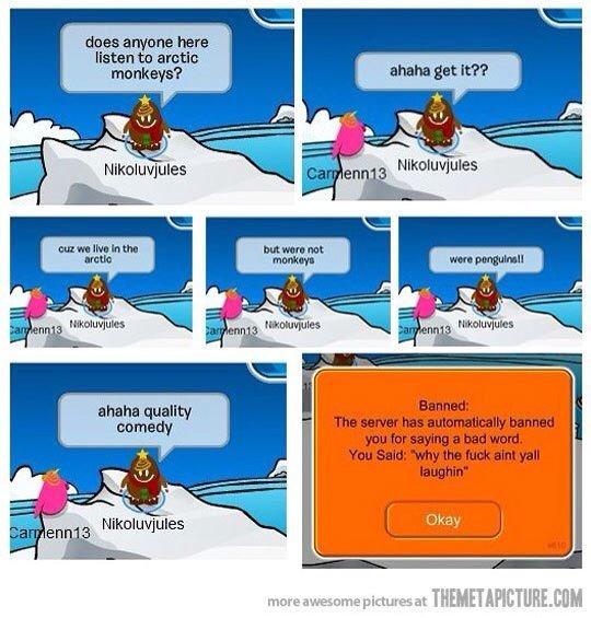 Seal Cub Clubbing Club. . Ila. -mrith arctic:. dumping club pinguin folder