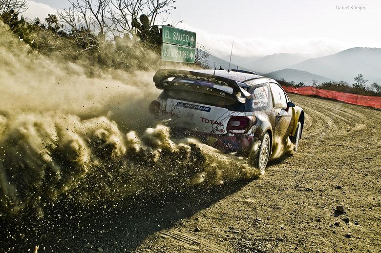 Sebastian Loeb. for those who like rally.