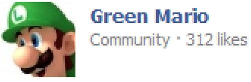Second player. . Green Marin