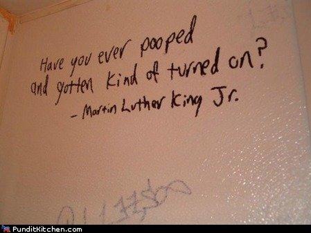 Seems Legit. Well said Mr. King.