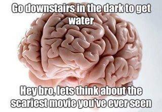 Silly Brain. Found On Facebook.