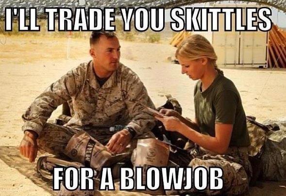 skittles. .