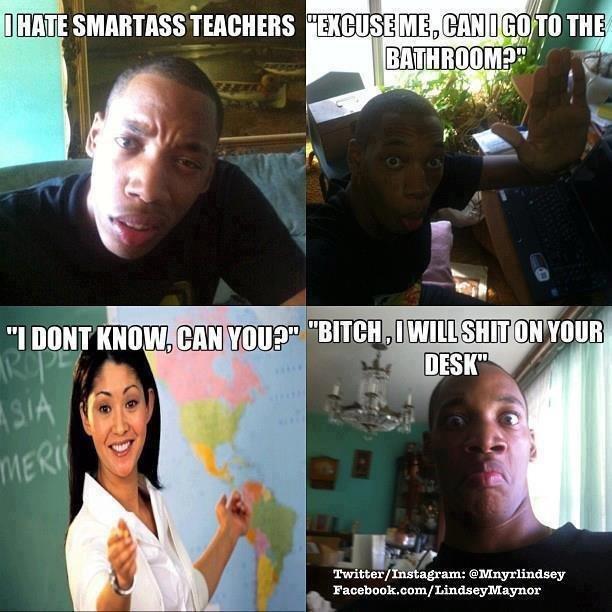 smart-ass teachers. . l nun} Know, @3111 lillte' ll, viii' tii). His friends face when he actually on her desk