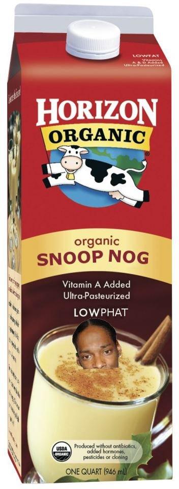 Snoop Nog. Oh Gawwd XD Snoop Nog yall!. SNOOP NOG Vitamin A Added LULWHAT