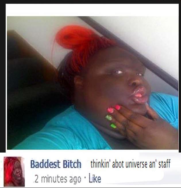 so deep.... . Baddest Bitch twin' abet universe an' staff minutes we y Like