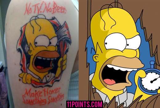 """Something something. found this browsing.. thoroughly enjoyed.. Marge- GO CRAZY? Homer- DON""""T MIND IF I DO!"""