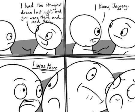 stupid-ass jeffrey. .