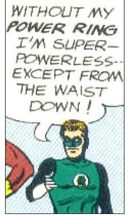Super Powerless except. .