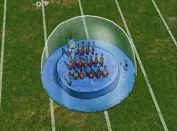 Superbowl Explained. All just a set up..