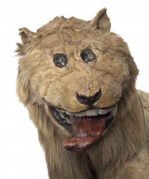 swedish stuffed lion. swedish stuffed lion from Gripsholm's Castle.. sup bro