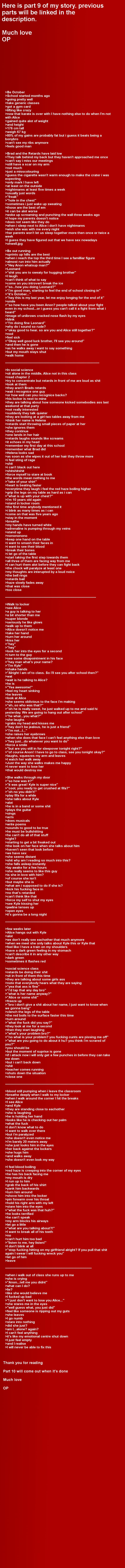 Tale of a lost boy-Part 9. part 1 www.funnyjunk.com/channel/feels/Tale+of+a+lost+boy-part+1/fpktGsc/ part 2 www.funnyjunk.com/channel/feels/Tale+of+a+lost+boy-+
