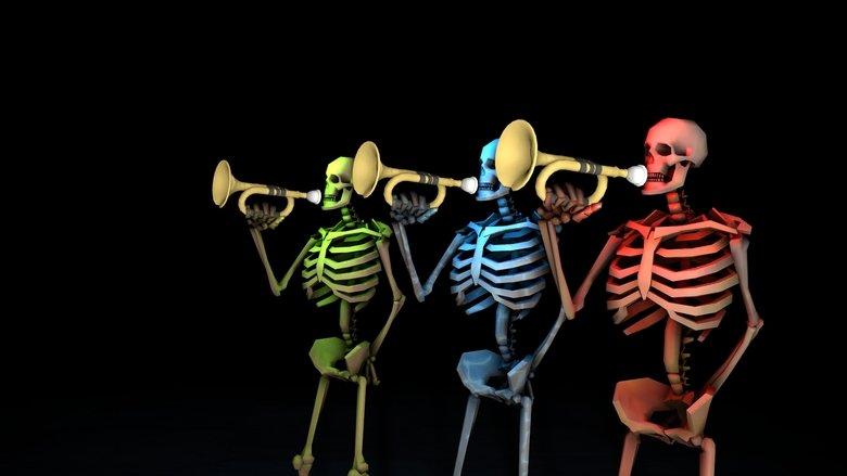 thank mr skeletal. Description doesn't exist... its thank mr skeltal you casual