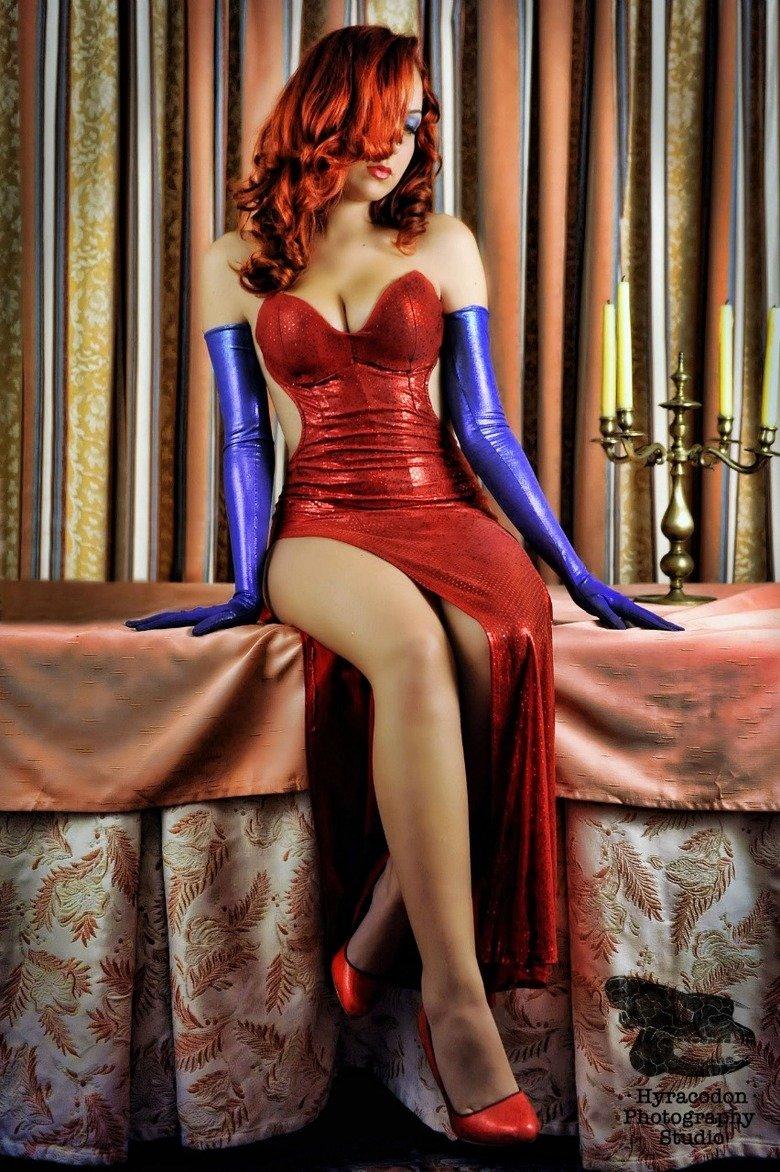 the best Jessica Rabbit Cosplay. source: imgur.com/gallery/G1NFw48.. Cosplay thread ?