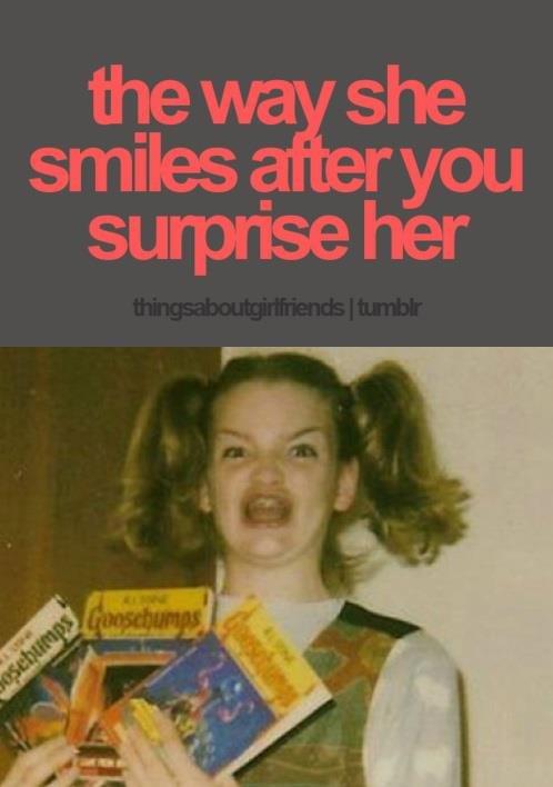 The way she smiles... O.C.