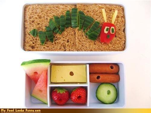 the very hungry caterpillar. nostalgia moment!! . runny f Fund. Numnumnum