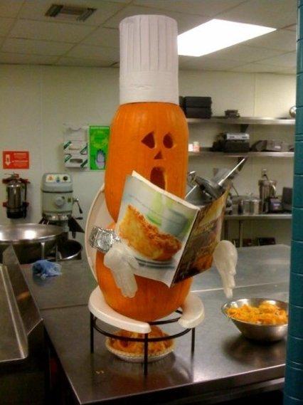 the truth on how pumpkin pie is made. pumpkin pie.