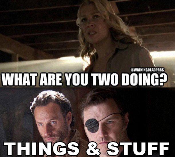 Things & Stuff. Yep... Jumping on the bandwagon....