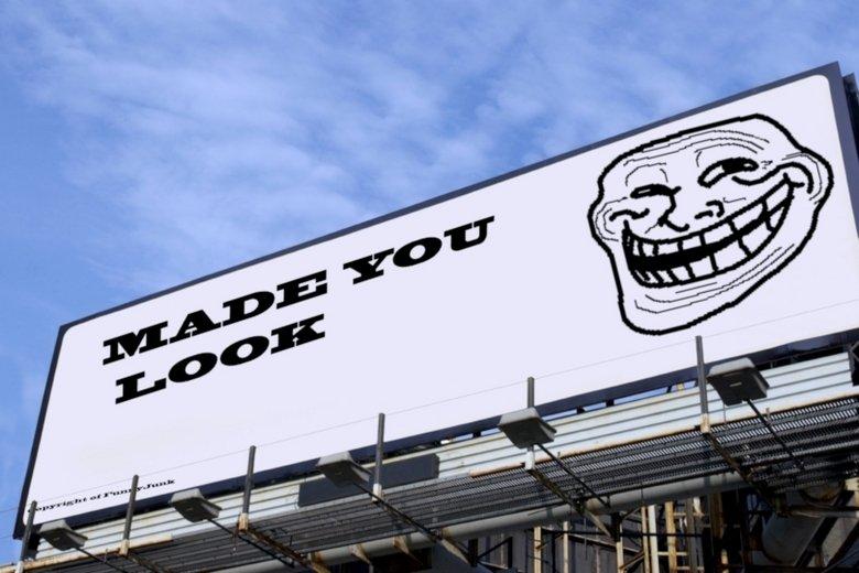 This Billboard Won the Game. 1000 thumbs I make brick billboard .