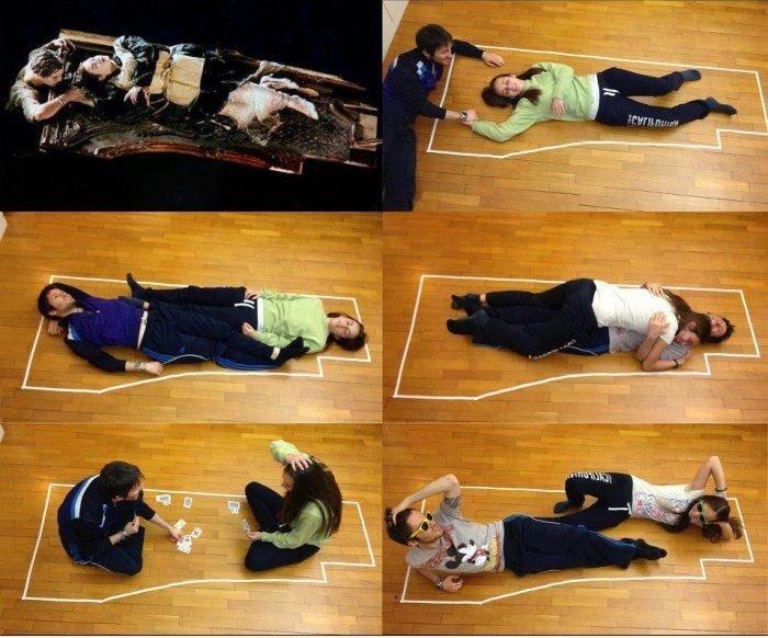 Titanic Logic. .. Buoyancy.