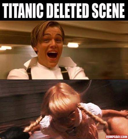 "Titanic. Titanic. TITAN""! Illia, Linell WINE"