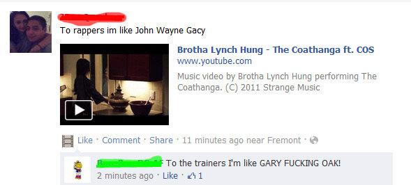 Title. Description. To rappers like John Wayne Gary Brotha Lynch Hung - The Challange ft. cos Music video by Brother Lynch Hung performing The Challenge. (C) St