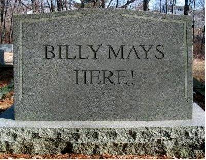 TOmb. .. Billy Mays kicks ASS!