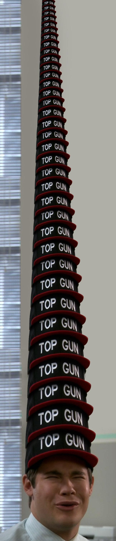 top gun. yeah.