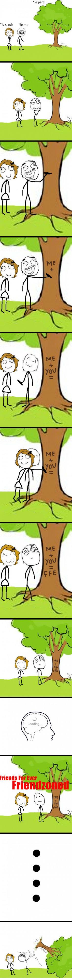 Treezoned. .