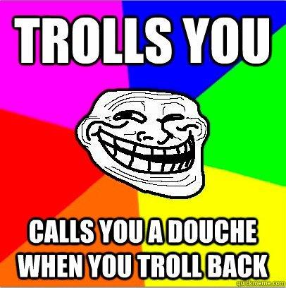 troll logic. . EARS YOU A
