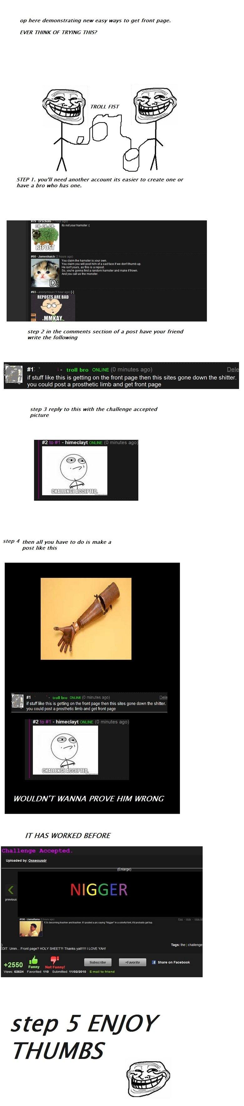 Troll Physics in Funnyjunk. .