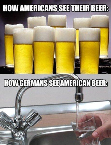 (untitled). Water> american beer. MW SEE ' lolh -