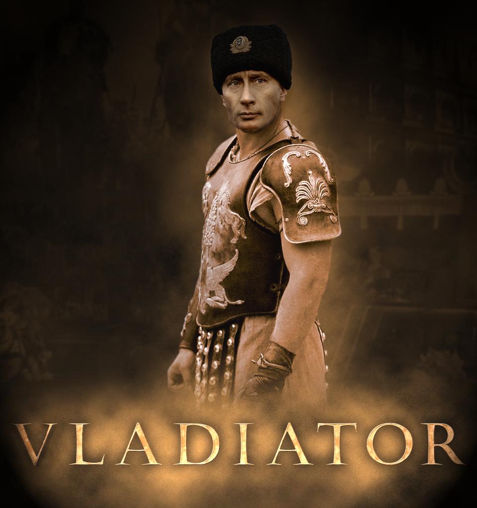 Vladiator. OC..