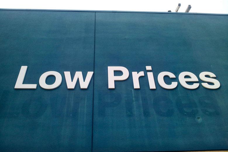 Walmart has raised their Low Prices!!!. .