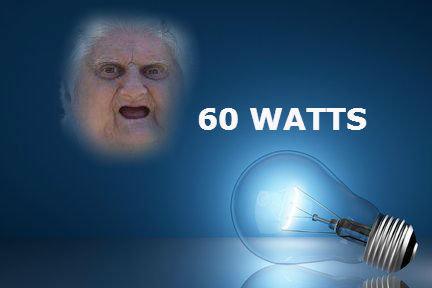 wat. . 60 WATTS