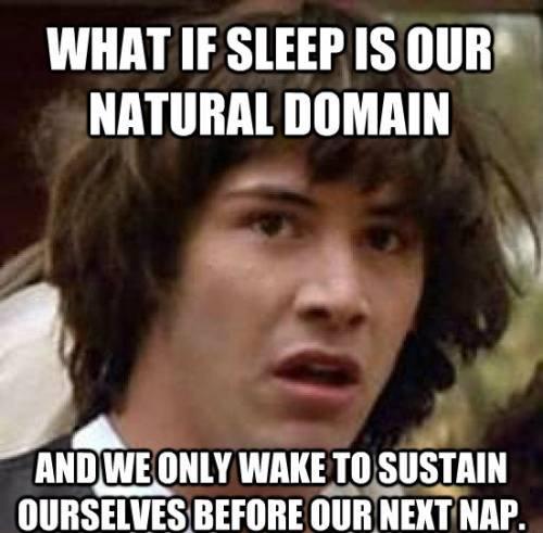What if?. Keanu's right? Idk if its a repost but it deff got me thinkinn haha..